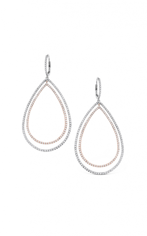 KC Designs Diamond Fashion Earring E1247 product image