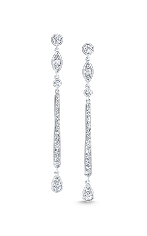 KC Designs Diamond Fashion Earring E8922 product image