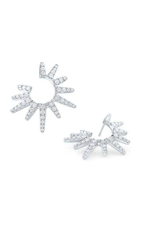 KC Designs Diamond Fashion Earring E8932 product image