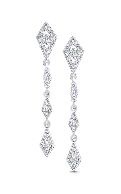 KC Designs Diamond Fashion Earring E8984 product image
