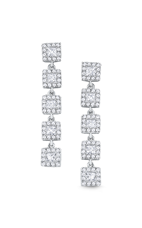 KC Designs Diamond Fashion Earring E9154 product image