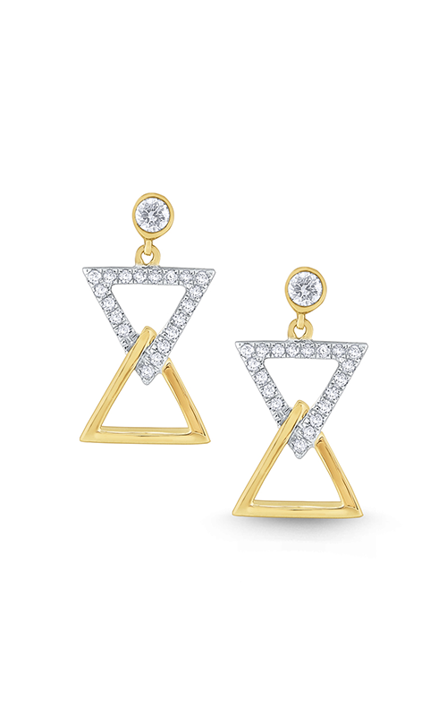 KC Designs Diamond Fashion Earring E9190 product image