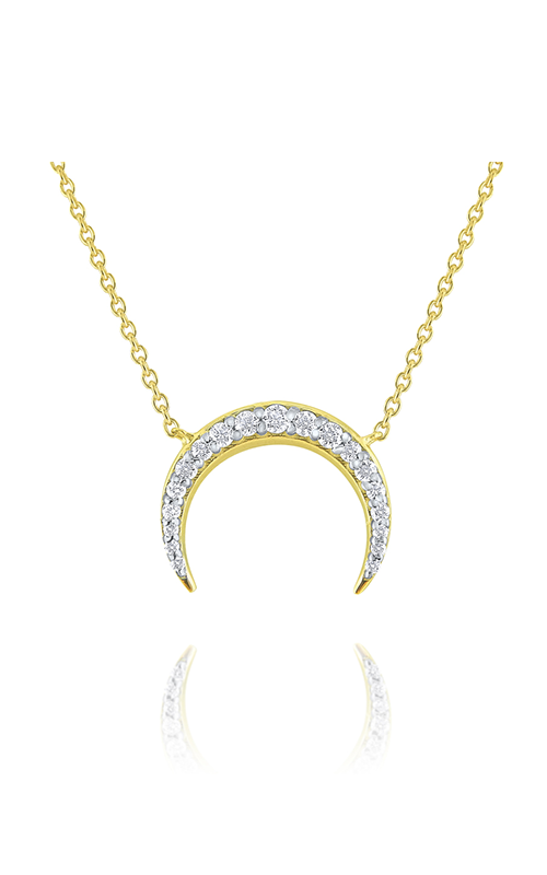 KC Designs Stars and Moons Necklace N8887 product image