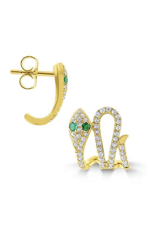 KC Designs Diamond Fashion Earring E1895 product image