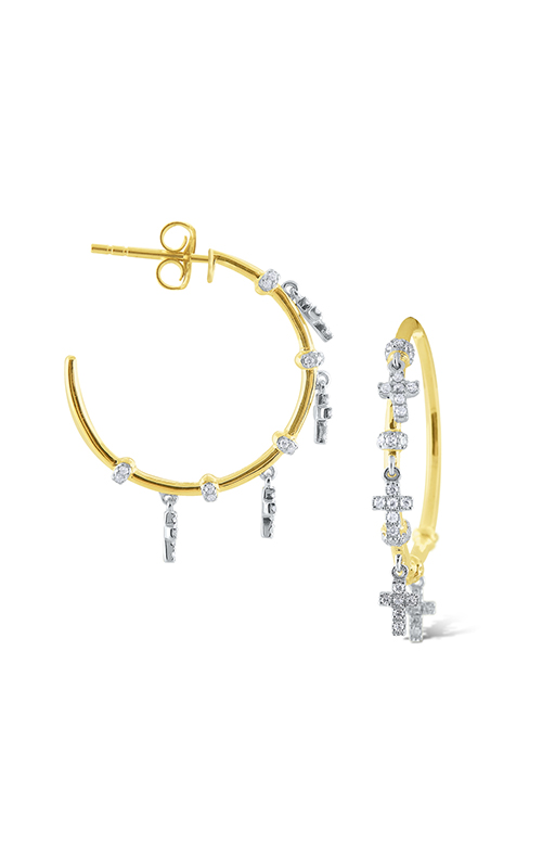 KC Designs Diamond Fashion Earring E9532 product image