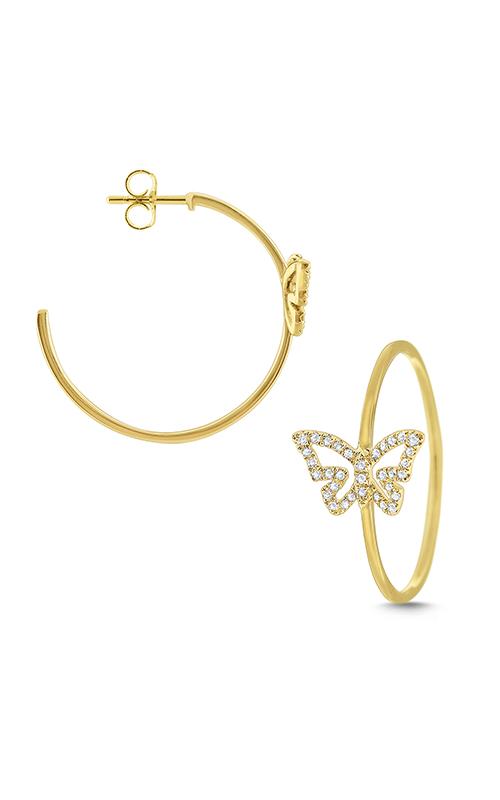 KC Designs Diamond Fashion Earring E1364 product image