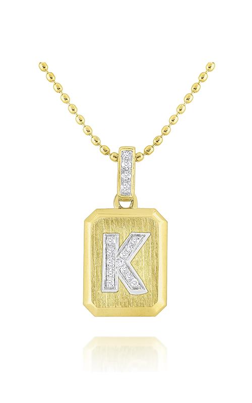 KC Designs Ingot Necklace N9543-K product image