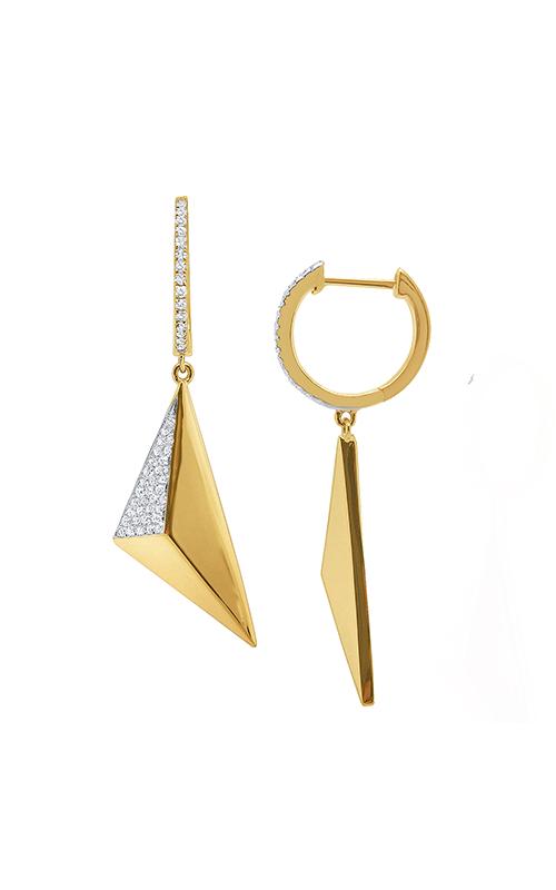 KC Designs Diamond Fashion Earring E1461 product image