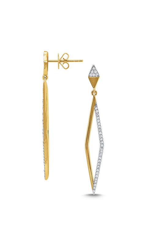 KC Designs Diamond Fashion Earring E1465 product image