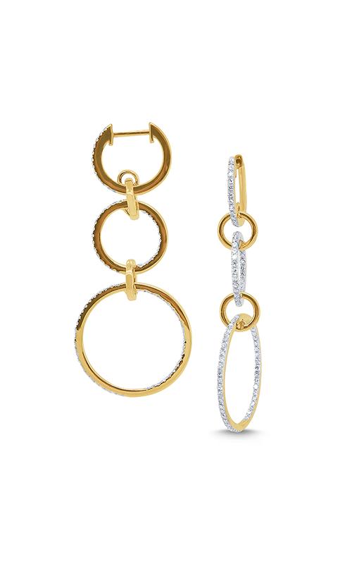 KC Designs Diamond Fashion Earring E1466 product image