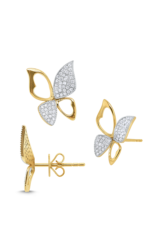 KC Designs Diamond Fashion Earring E1469 product image