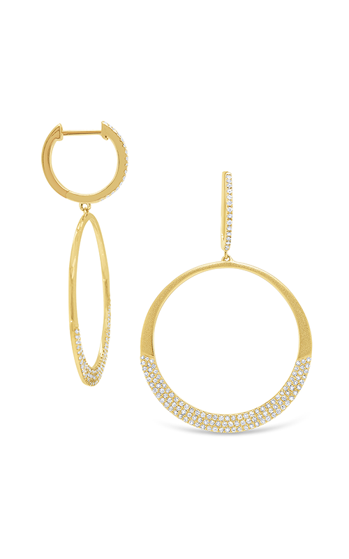KC Designs Hoops  Earring E1496 product image