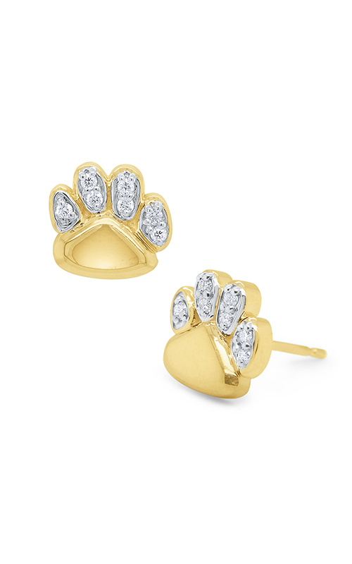 KC Designs Diamond Fashion Earring E1537 product image