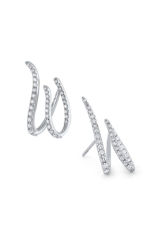 KC Designs Diamond Fashion Earring E1940 product image