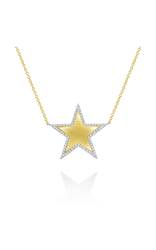 KC Designs Stars and Moons Necklace N1473 product image