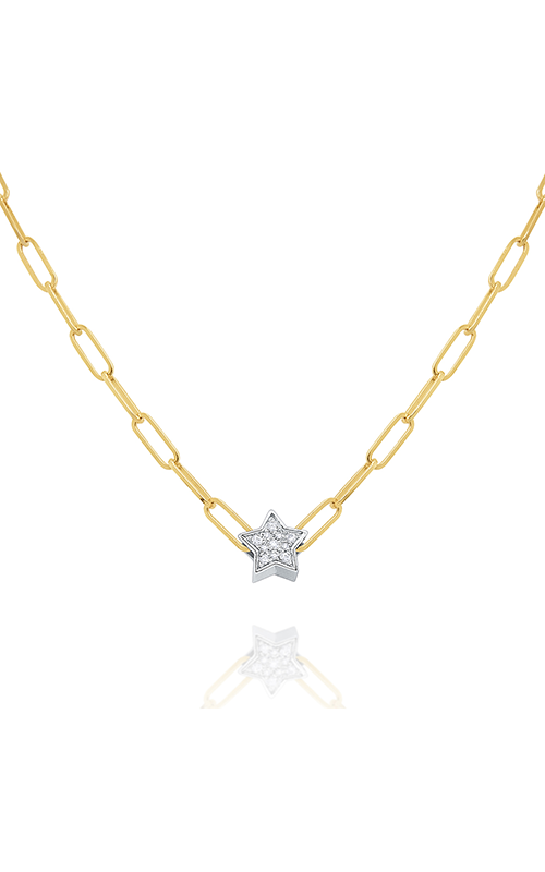 KC Designs Stars and Moons Necklace N1527 product image