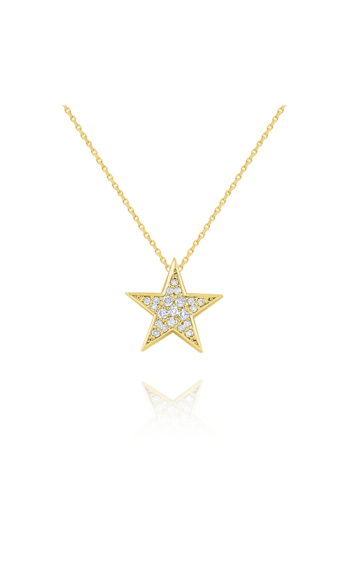 KC Designs Stars and Moons Necklace N1906 product image