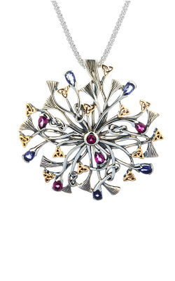 Keith Jack Rhapsody Necklace PPX7399-IOL-RHO product image