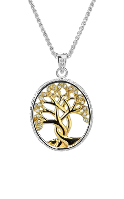 Keith Jack Tree Of Life Necklace PPX6636-DIA product image