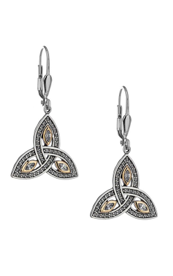 Keith Jack Trinity Earrings PEX6621 product image