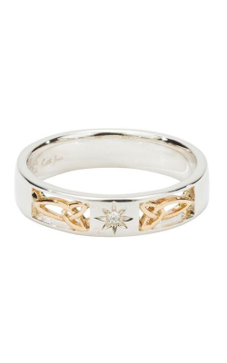 Keith Jack Trinity Wedding band PRX3371 product image