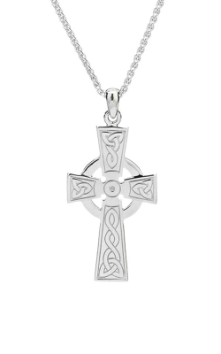Keith Jack Celtic Crosses Necklace PCR3046 product image