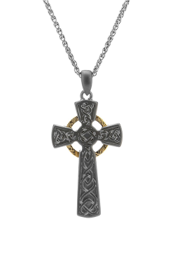 Keith Jack Celtic Crosses Necklace PCRX3641-2 product image