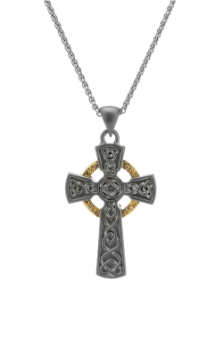 Keith Jack Celtic Crosses Necklace PCRX3642-2 product image