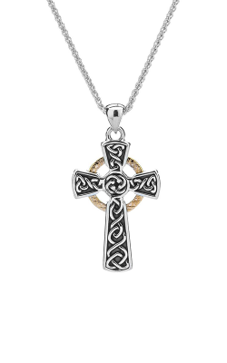 Keith Jack Celtic Crosses Necklace PCRX3642-3 product image