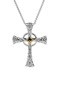 Keith Jack Celtic Crosses Necklace PCRX5378 product image