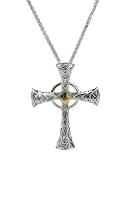 Keith Jack Celtic Crosses Necklace PCRX5378-S product image