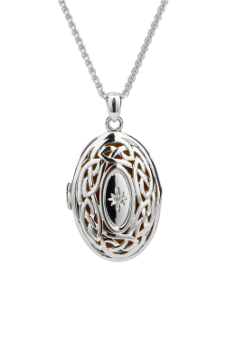 Keith Jack Lockets Necklace PLX3749 product image