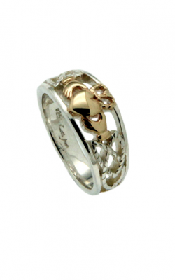 Keith Jack Claddagh Wedding Band PRX6473 product image