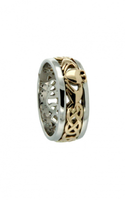 Keith Jack Claddagh Wedding band PRX6474 product image