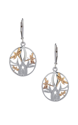 Keith Jack Dragonfly Earrings PEX4803 product image