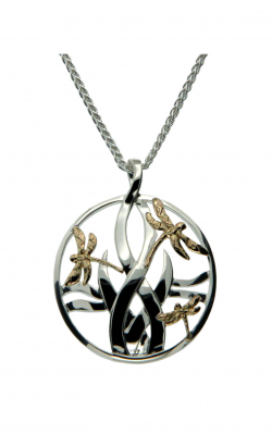 Keith Jack Dragonfly Necklace PPX4802 product image
