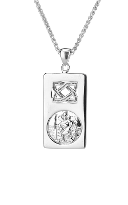 Keith Jack Saint Christopher Necklace PPS3693 product image
