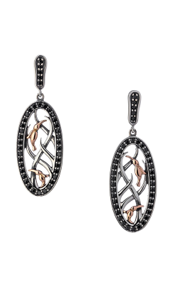 Keith Jack Hummingbird Earrings PEX8914-3-BCZ product image
