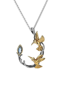 Keith Jack Hummingbird Necklace PPX6108-BT product image