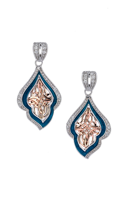 Keith Jack Path of Life Earrings PEEX6234-3-SB product image