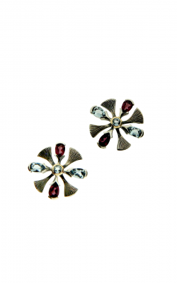 Keith Jack Trinity Earrings PEX8888-BT/RHO product image