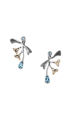Keith Jack Trinity Earrings PEX8889-BT product image