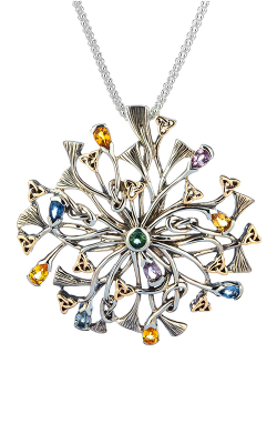 Keith Jack Trinity Necklace PPX7399-SA product image