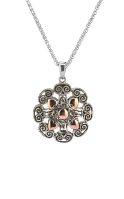 Keith Jack Ashen Rose Necklace PPX0617-S product image