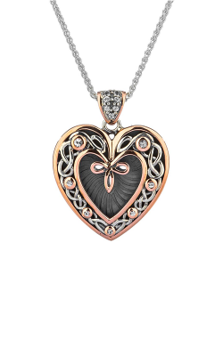 Keith Jack Celtic Heart Necklace PPX9164-3-WS product image