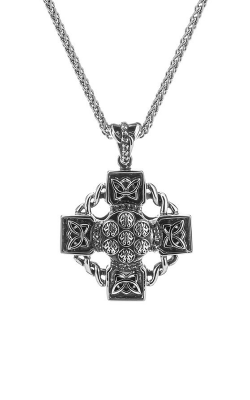 Keith Jack Celtic Crosses Necklace PCR6109-WT product image