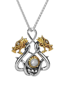 Keith Jack Dragon Necklace PPX6105-WT product image