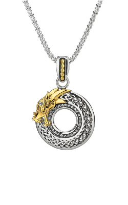 Keith Jack Dragon Necklace PPX7222-S product image