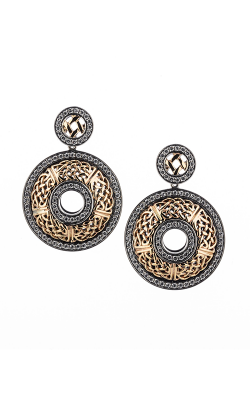 Keith Jack Brave Heart Earrings PEX9007-CZ product image