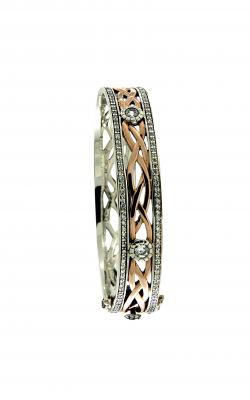 Keith Jack Brave Heart Bracelet PBX8824-3-L-CZ product image